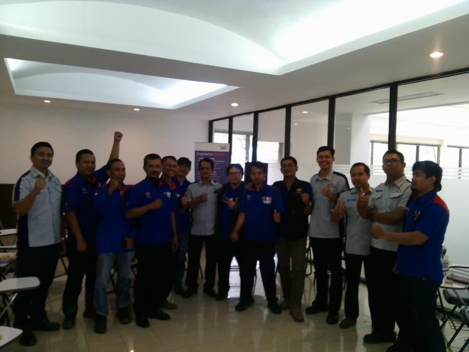 Photo of Kunjungan Kerja PC SPKEP SPSI Bekasi ke PUK SPKEP SPSI PT.Djabesmen