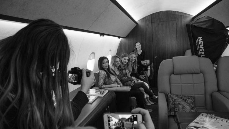 Photo of Bisnis Baru yang Diminati Kaum Media Sosial: Rental Jet Pribadi Buat Foto Doang!