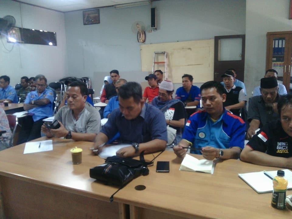 Photo of RAPAT DPC SPSI BEKASI PERIHAL UMSK