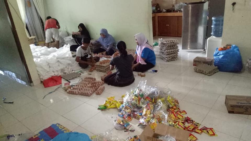 Photo of Bantuan untuk Lombok