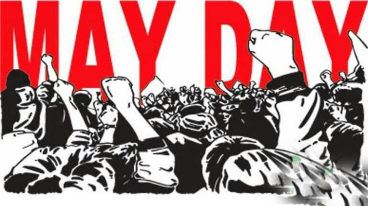 Photo of MAY DAY is not FUN DAY