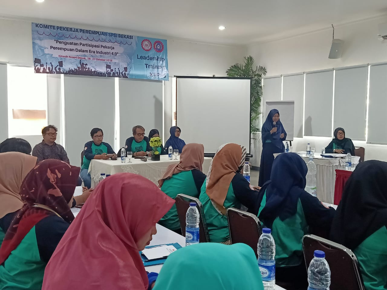 Photo of LEADERSHIP TRAINING AKTIVIS PEREMPUAN