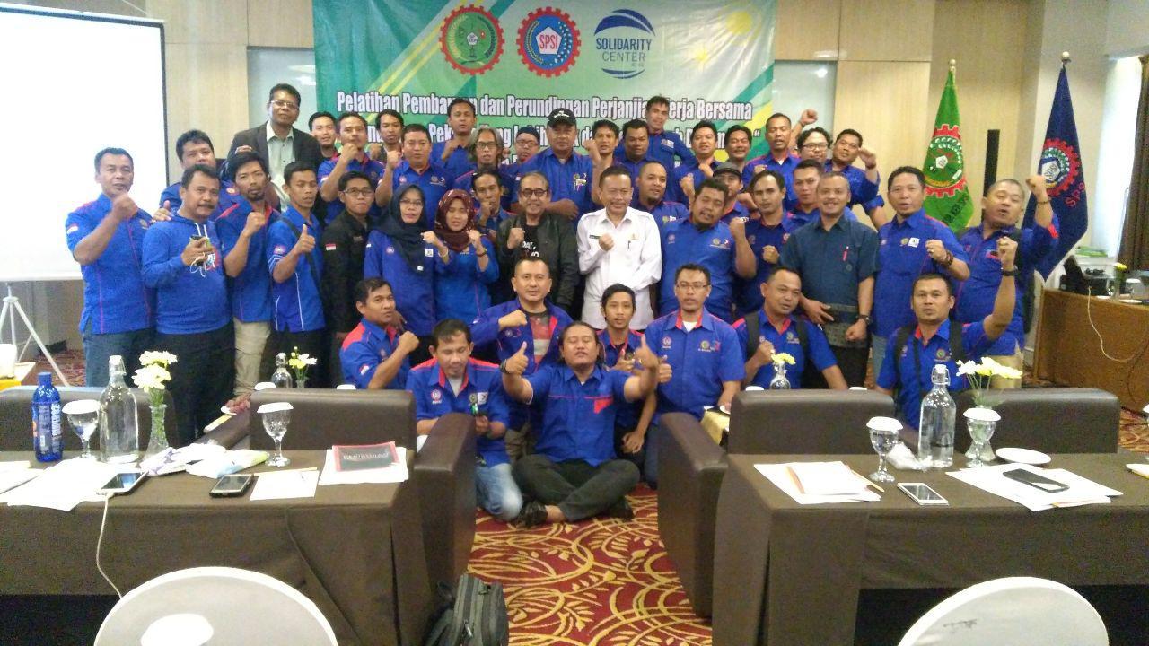 Photo of Pelatihan Pembaruan dan Perundingan Perjanjian Kerja Bersama (PKB)
