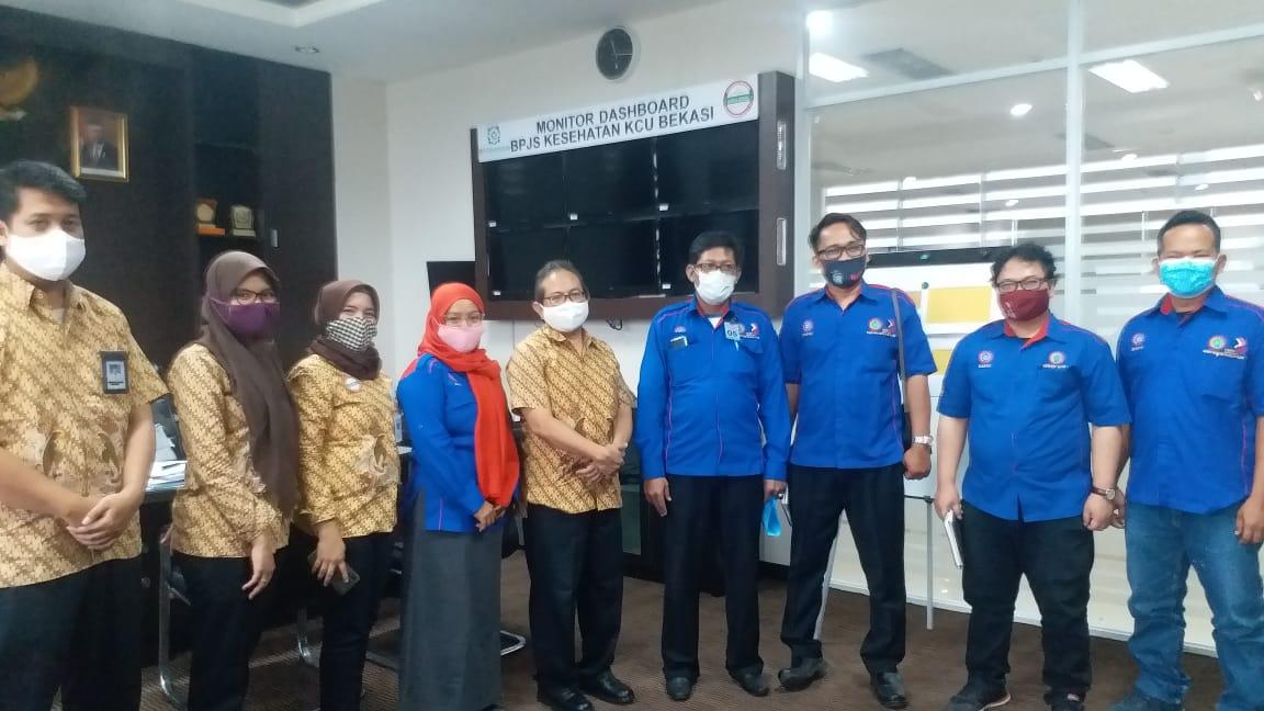 Photo of Kunjungan Kerja ke BPJS tentang Jaminan Kesehatan pasca PHK