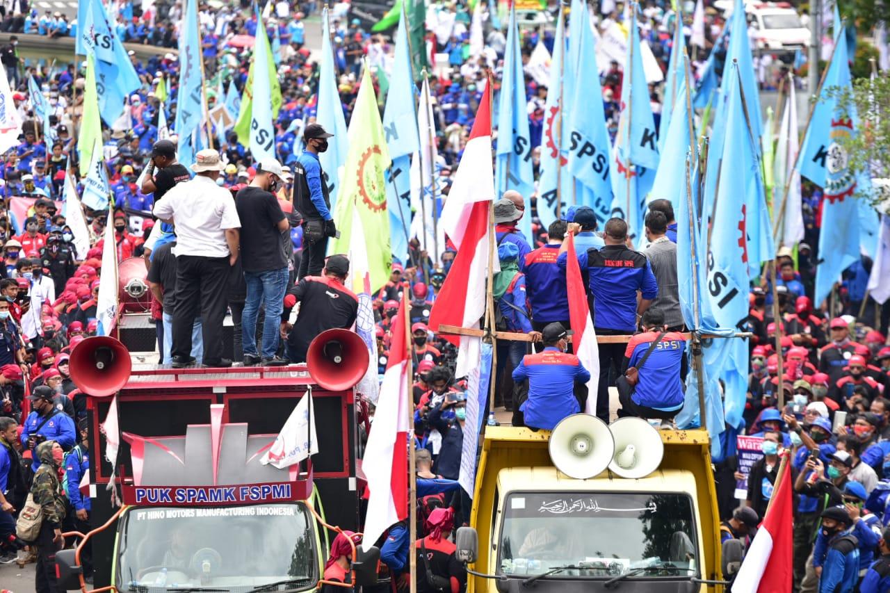 Photo of PRESS REALEASE SERIKAT PEKERJA JAWA BARAT