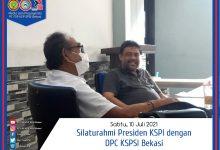 Photo of Said Iqbal Silaturahmi Ke DPC SPSI Kabupaten-Kota Bekasi