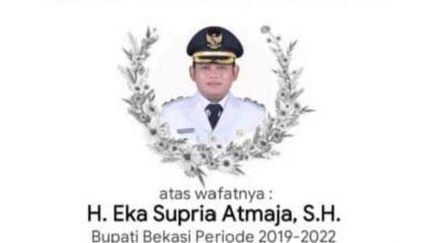 Photo of Bupati Bekasi Meninggal Kami Turut Berdukacita